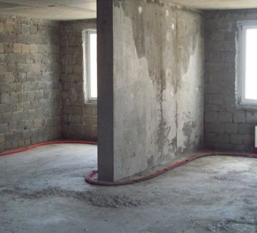 фото новостройки до ремонта