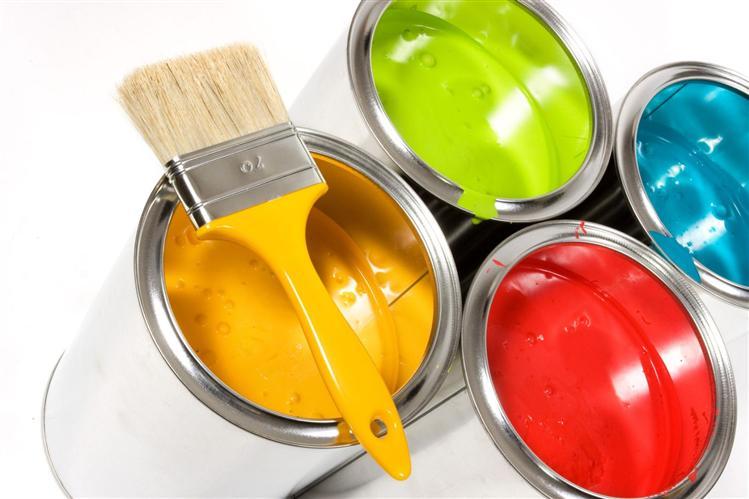 Обои Банки, с краской, цвет для рабочего стола - картинка #10708, скачать бесплатно на...