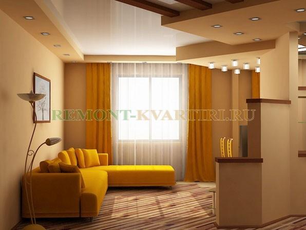 Дизайн интерьера квартир – услуга
