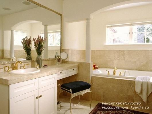 фото керамической плитки для ванной комнаты производства Испании